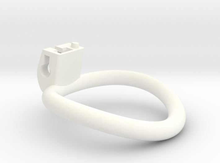 The Cherry Keeper Circular Ring - Multiple Sizes 3d printed