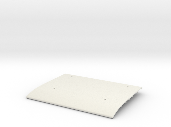 Tamiya Blazing Blazer Main Roof Panel 3d printed