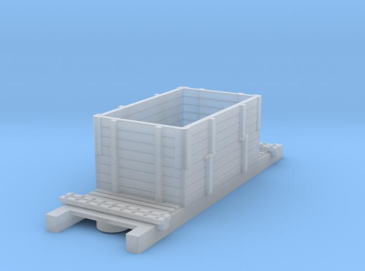 LBB - Gravel wagon - H0f 3d printed