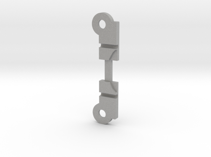 Thermal Clamp Left Holder 3d printed