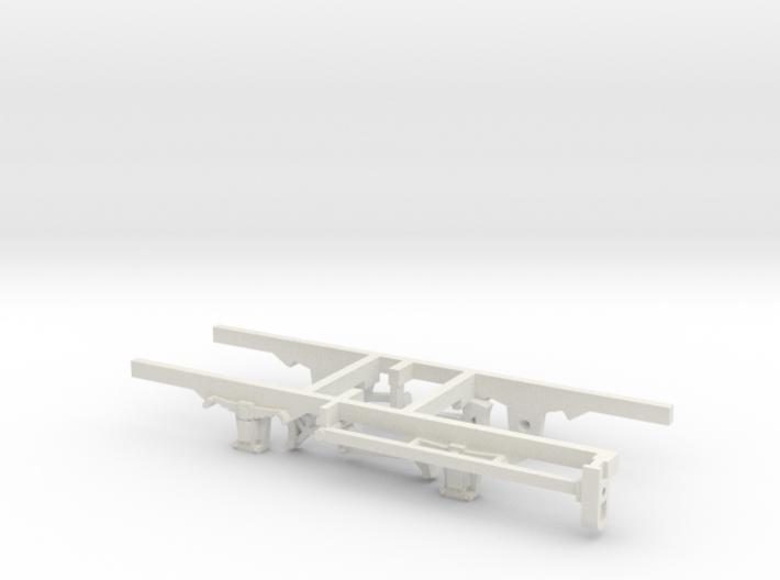 00n3  Wagon Frame 3d printed