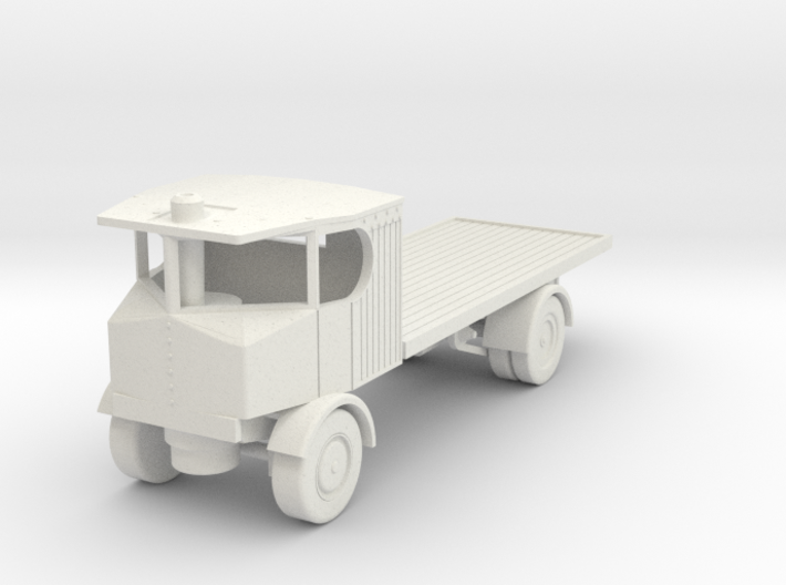 v-100-sentinel-steam-lorry-1 3d printed