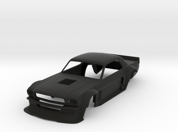 1:24 Ken Block Hoonicorn V1 Body 3d printed