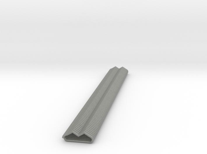 Wide Profile Spring 3d printed