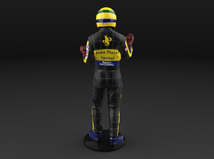 Ayrton 1/12 Celebrating #2 Figure 1985 3d printed