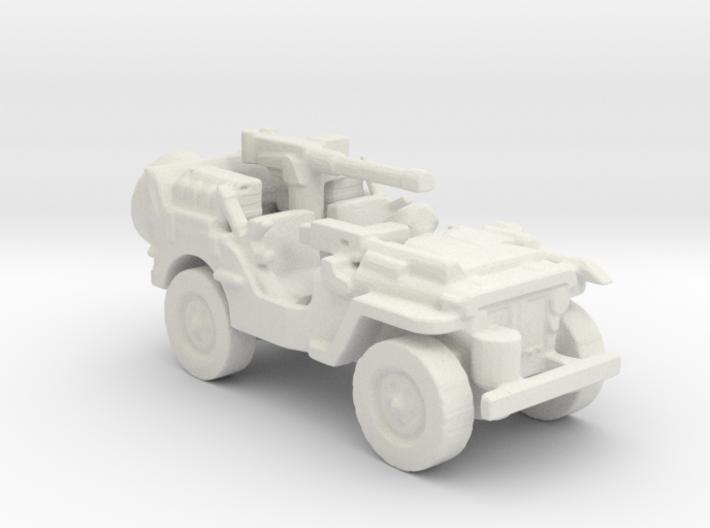 1/56 28mm SAS Jeep 3 3d printed