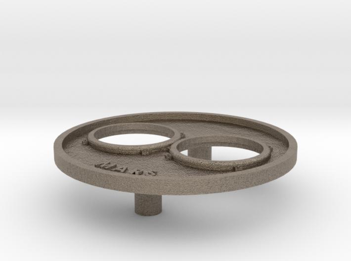 F7-single-headlight-bezel-v3 3d printed
