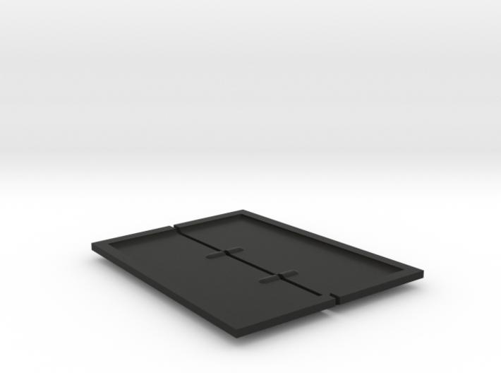 JK Skid Plate Pair 3d printed