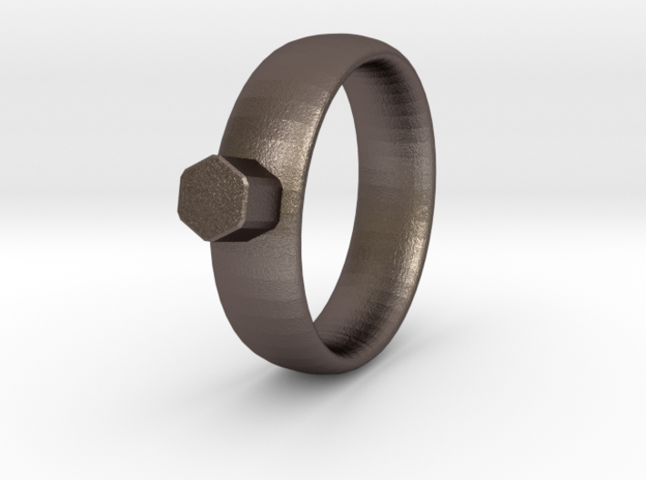 Hex driver ring 3d printed