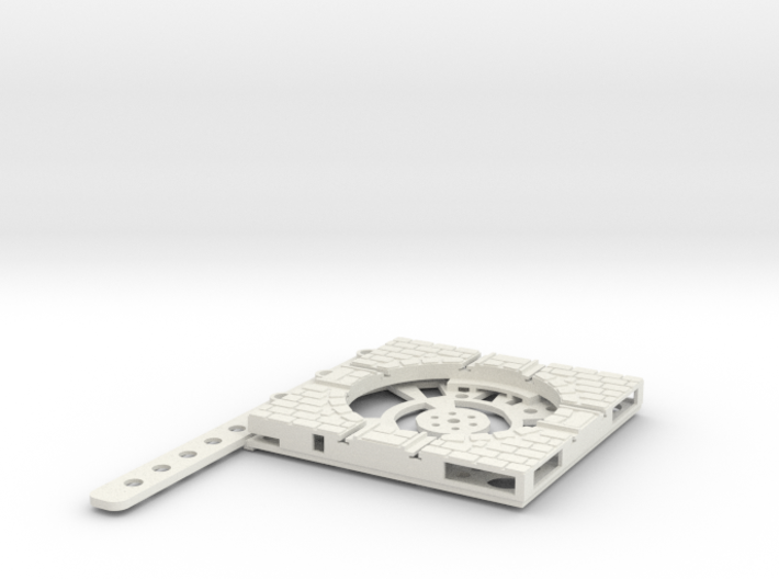 T-165-wagon-turntable-48d-100-plus-base-large-1a 3d printed