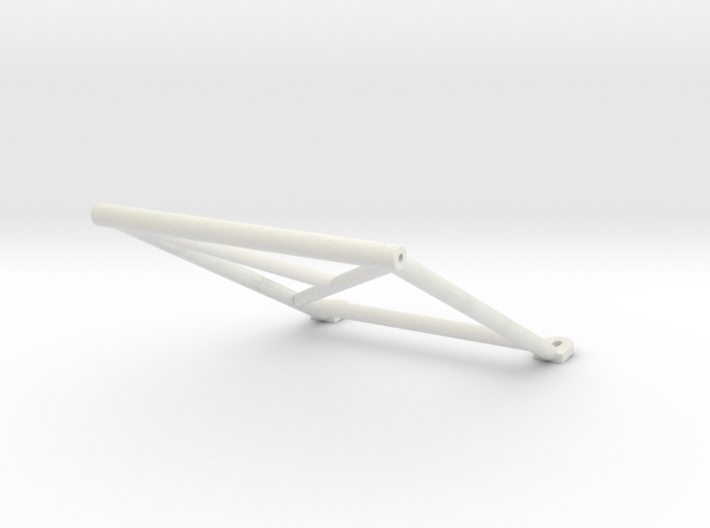 "Tamiya Blazing Blazer Rear Center Roll Bar ""Bar Sy 3d printed"