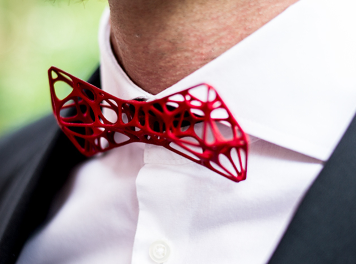 Structural Bowtie 3d printed