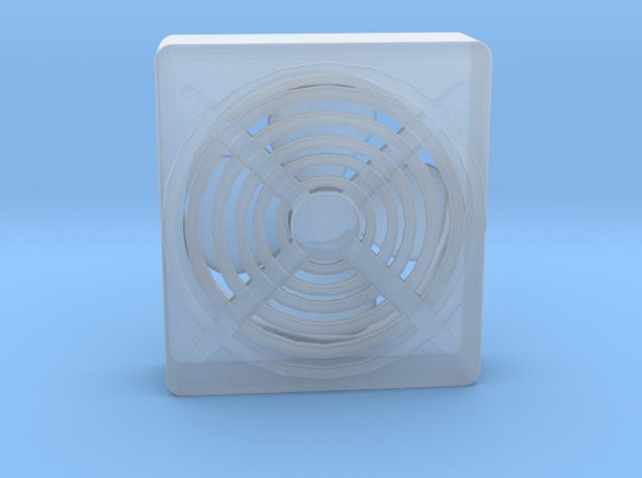 Residential Window Fan 3d printed