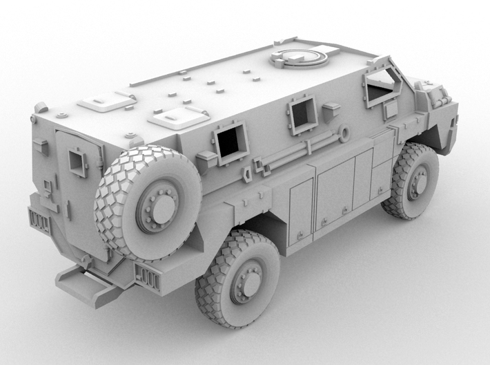 Bushmaster IMV 3-Pack(1:72 Scale) 3d printed
