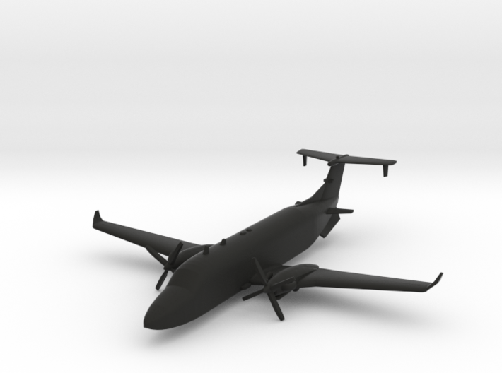 Beechcraft 1900D 3d printed