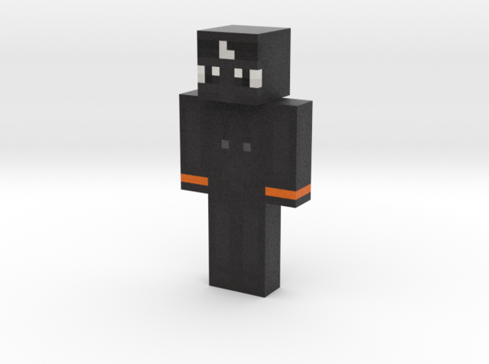 Larfleze | Minecraft toy 3d printed