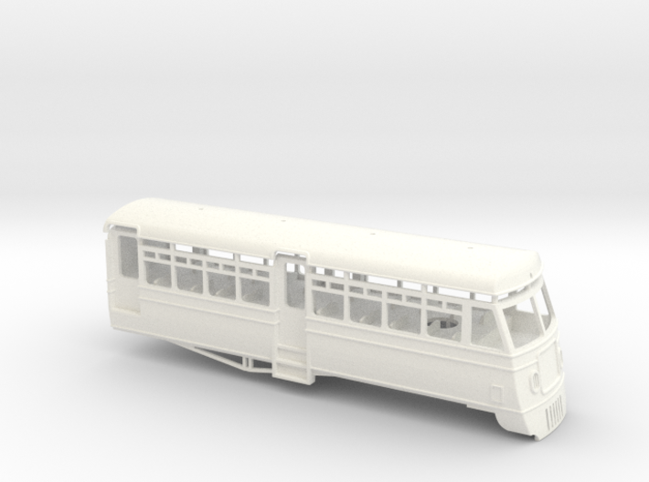 009 Atkinson Walker Type DE 1 Coach  3d printed