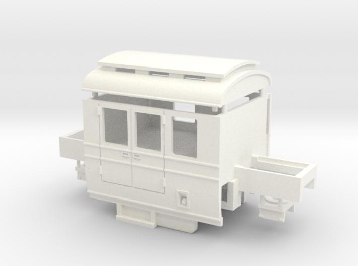 009 Atkinson Walker Power Car 3d printed