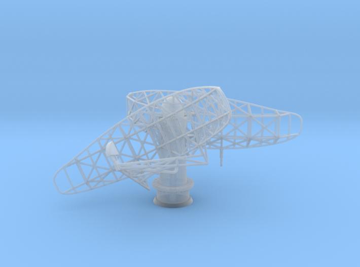 MR 310 Radar 1/96 3d printed
