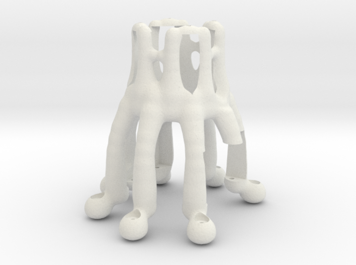 Octopus Arduino NEMA Motor Holder 3d printed