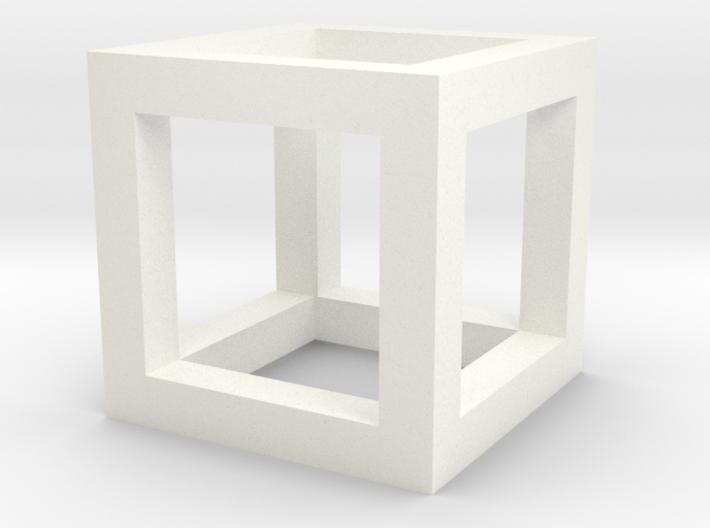 hyper cube 3d printed
