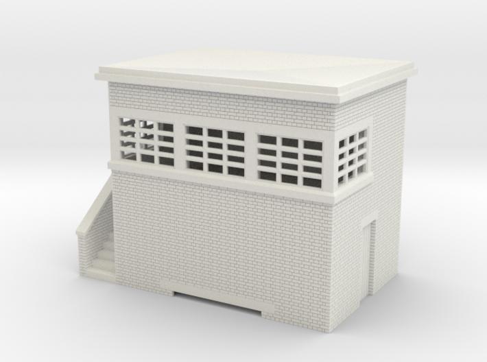 z-100-lms-arp-signal-box-small-lh 3d printed