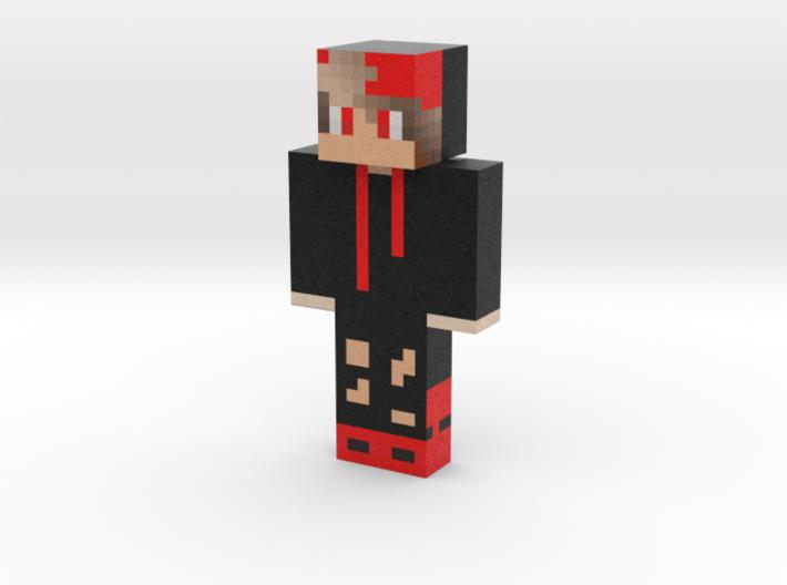 SkinseedSkin_1540560741115 | Minecraft toy 3d printed
