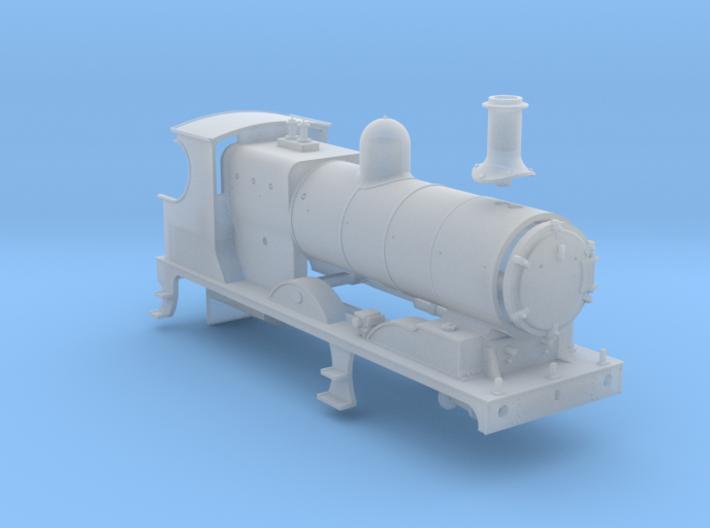 L&YR Class 28 (27 Rebuild) (FUD) 3d printed