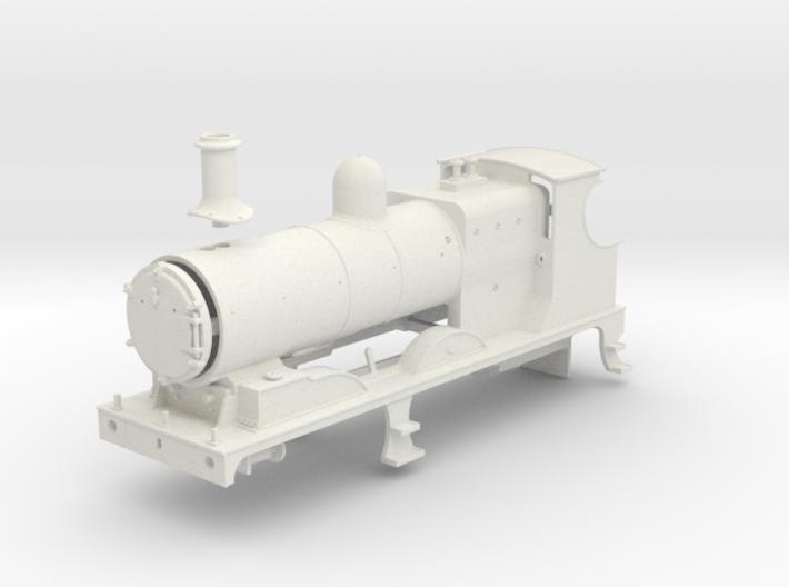 L&YR Class 28 (27 Rebuild) (WSF) 3d printed