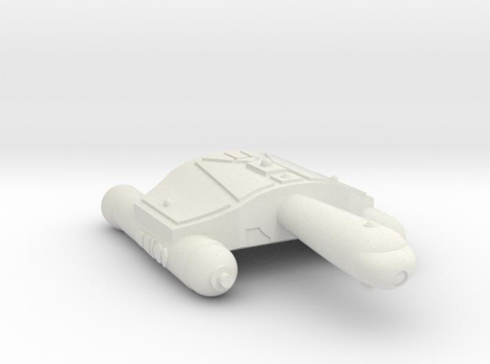3788 Scale Romulan SeaHawk-A Frigate WEM 3d printed