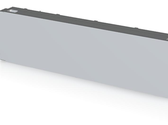 Wabtec PTC Antenna Array - HO Scale 3d printed
