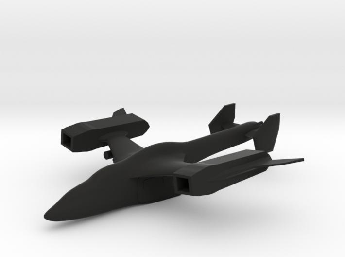 A-564 Combat Dropship 3d printed