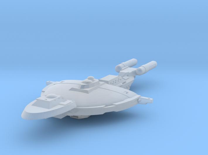 Unionist Escort Carrier 3d printed