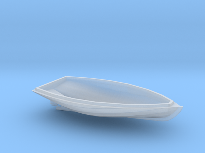 HObat11  - Small boat 3d printed