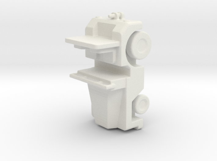 1/144 Scale SM340 Tow Tractor 3d printed