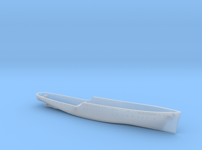 1/700 Halcyon class Minesweeper Full Hull 3d printed