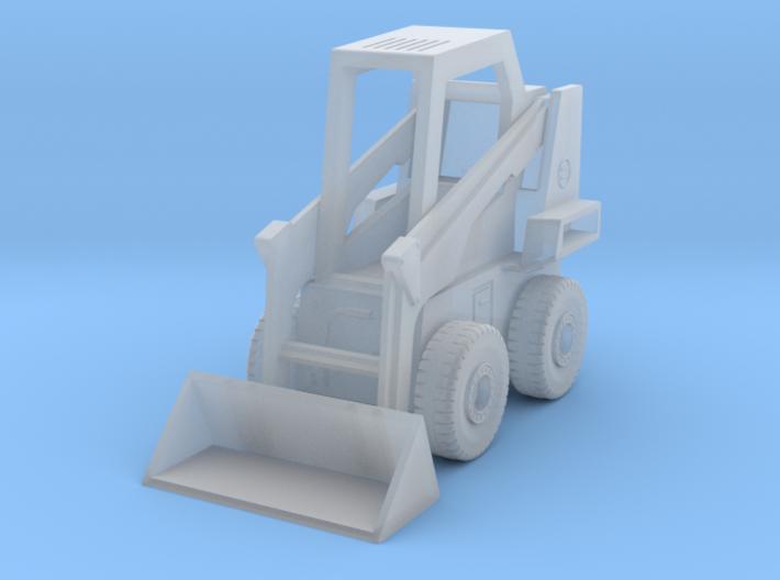 Bobcat Loader (1:100 Scale) 3d printed
