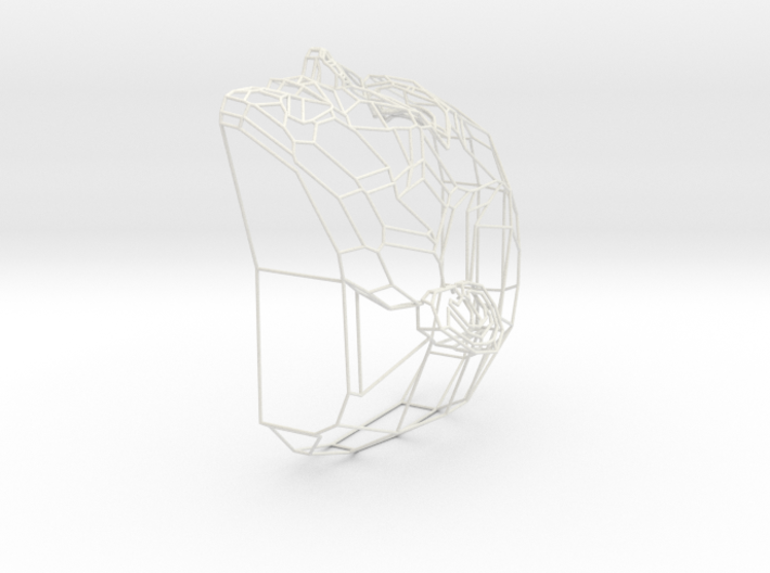 Wire Head 3d printed