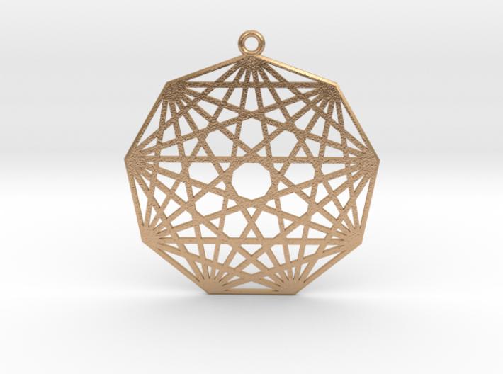 Ennea-Matrix (4cm) 3d printed