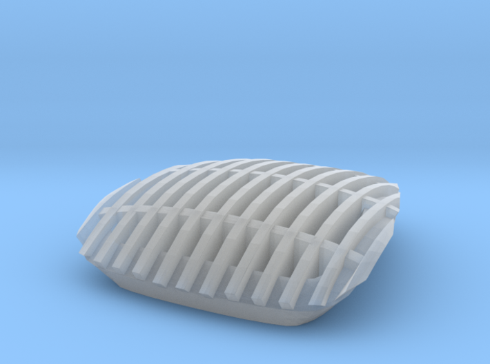 1/32 Auto Union Type D front grill 3d printed