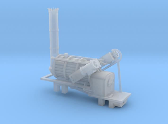 N Gauge Stephenson's Rocket Loco Scratch Aid V1 3d printed