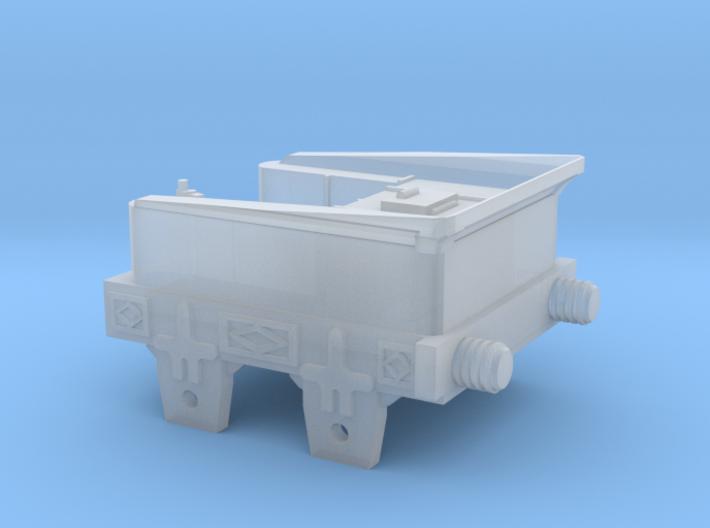 N Gauge Rocket V2 Tender Scratch Aid 3d printed