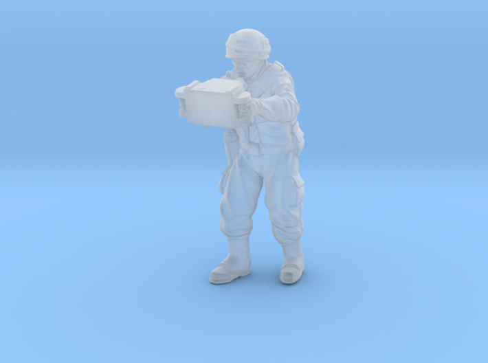 Rebel Ordnance Gunner 3d printed
