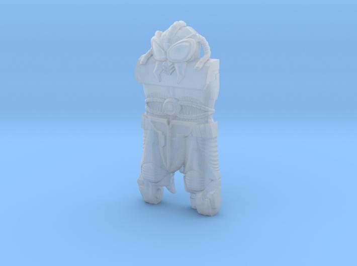 Predator  3d printed