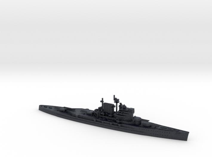 HMS Tiger 1939 1/1250 3d printed
