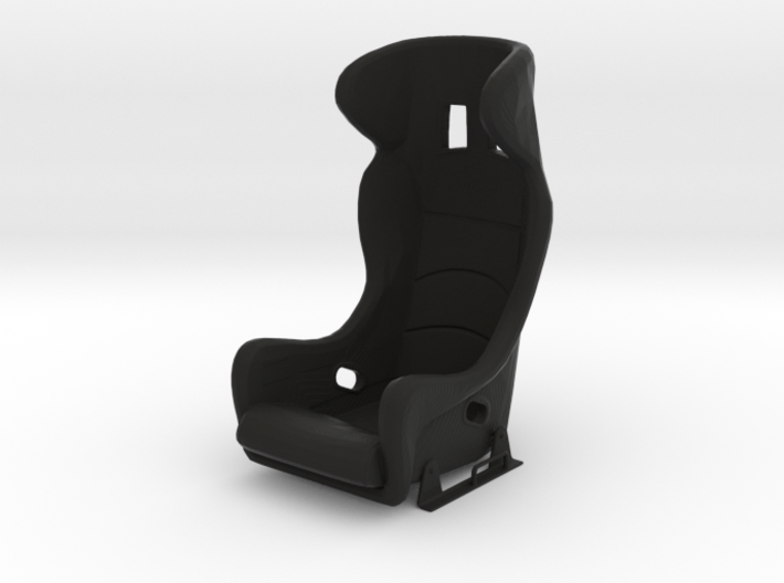 Race Seat A500 Type - 1/10 3d printed