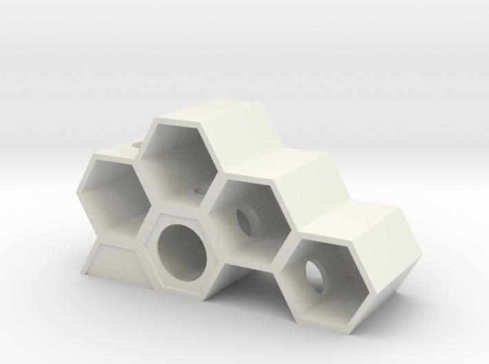 蜂巢 Hive 3d printed