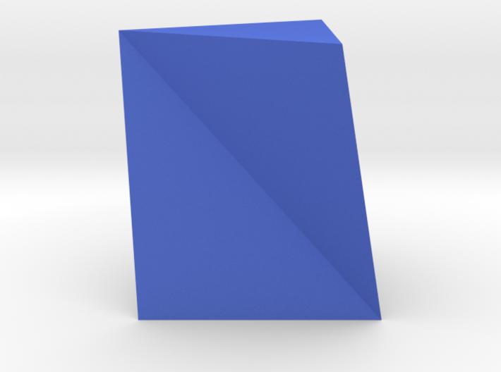 Schönhardt Polyhedron 3d printed