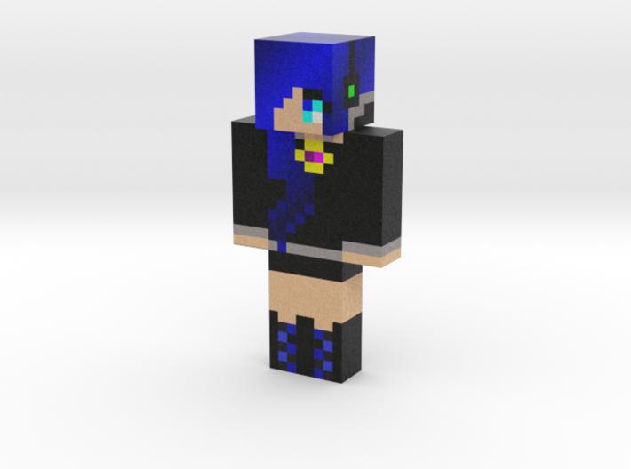 MrMichaello | Minecraft toy 3d printed