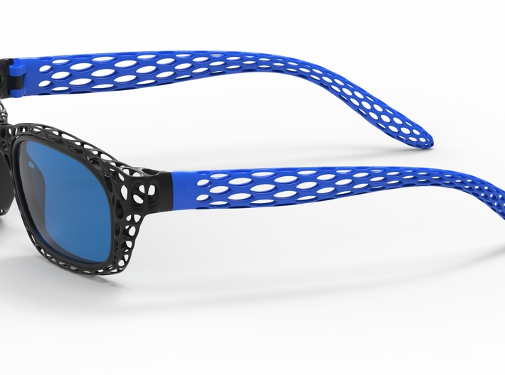 new style sunglasses 3d printed